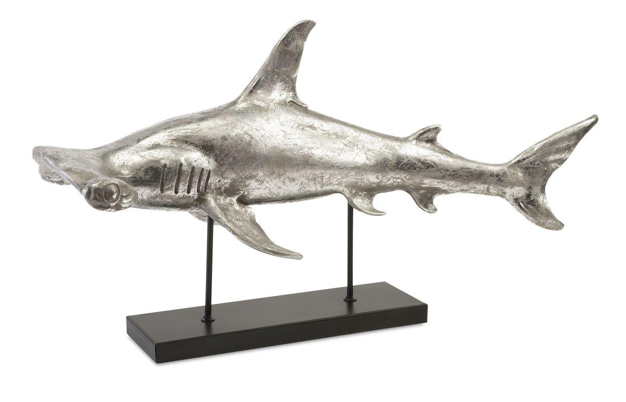 IMAX Home 53101 Branca Shark Decorative Accessory Home Decor