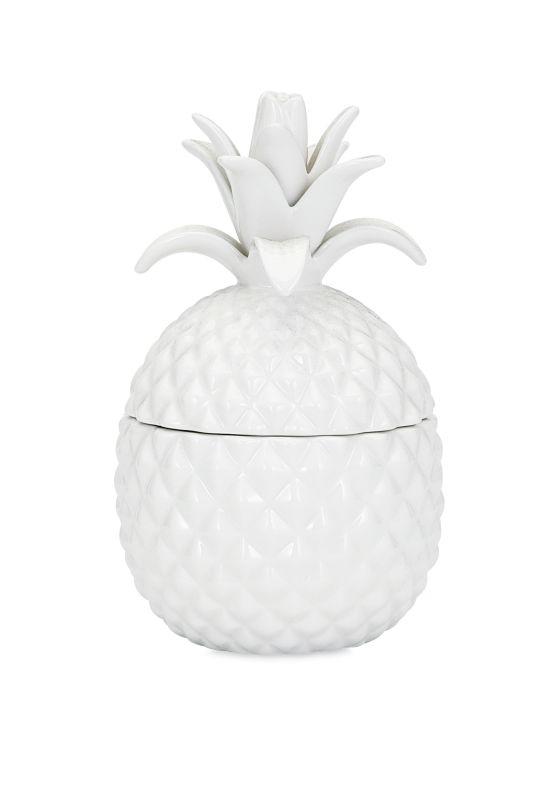 IMAX Home 53116 Bala Lidded Pineapple Home Decor Statues &