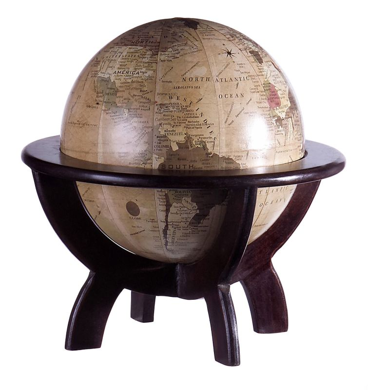 IMAX Home 5425 Globe on Stand Decorative Accessory Home Decor