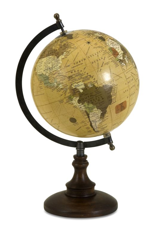 IMAX Home 5489 Windsor Globe Decorative Accessory Home Decor
