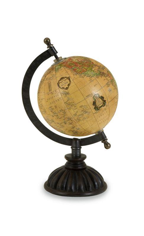 IMAX Home 5490 Colony Globe Decorative Accessory Home Decor Globes