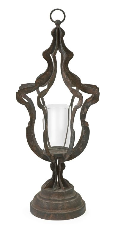 IMAX Home 74122 Owen Large Candleholder Home Decor Candle Holders