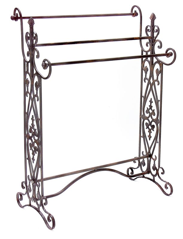 IMAX Home 7761 Quilt / Towel Rack Home Decor Towel Holders