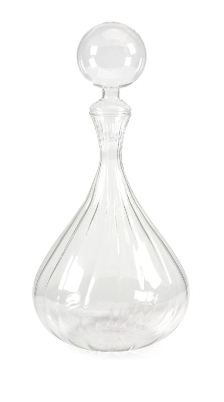 IMAX Home 84901 Amelia Borosilicate Glass Decanter with Stopper N/A