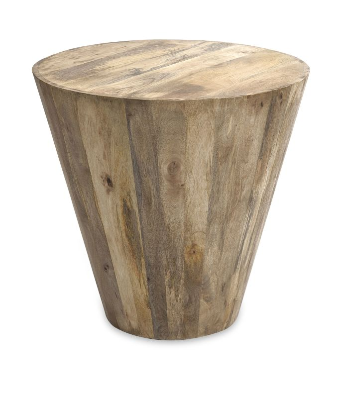 IMAX Home 89204 Fabiola Wood Accent Table Furniture End Tables