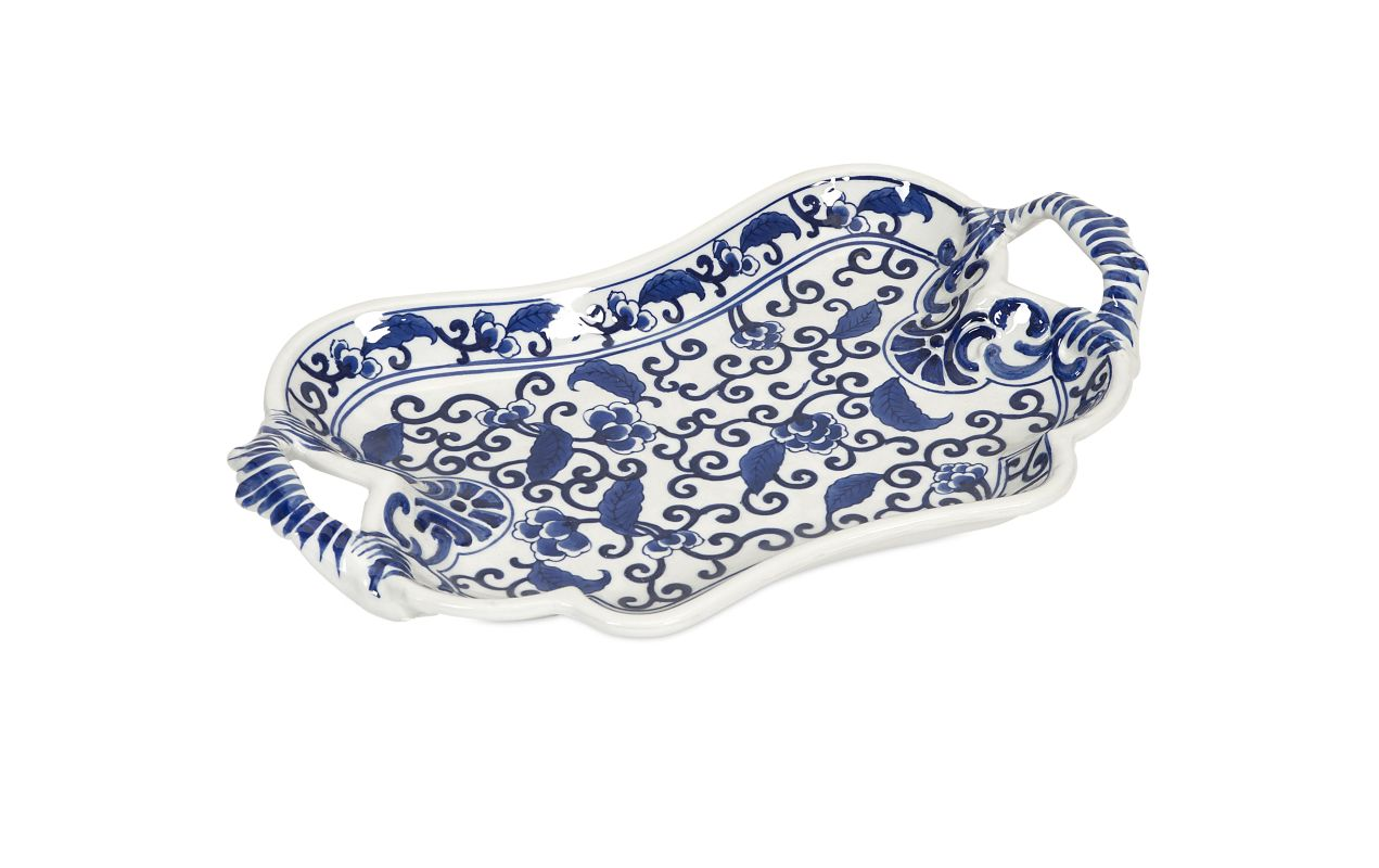 IMAX Home 89846 Tollmache Small Tray Home Decor Decorative Trays Sale $57.11 ITEM: bci2627880 ID#:89846 UPC: 784185898460 :