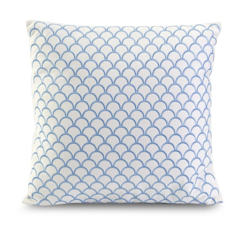 IMAX Home 97189 Suryan Embroidered Accent Pillow Home Decor
