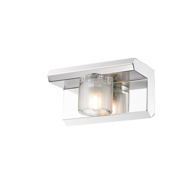 Iberlamp C155-01-CH Chrome Contemporary Max Wall Sconce