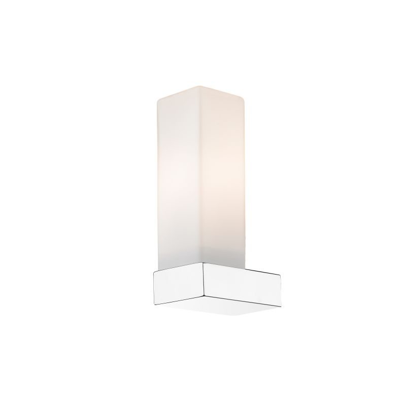 Iberlamp C418-01-CH Chrome Contemporary Harmoni Wall Sconce