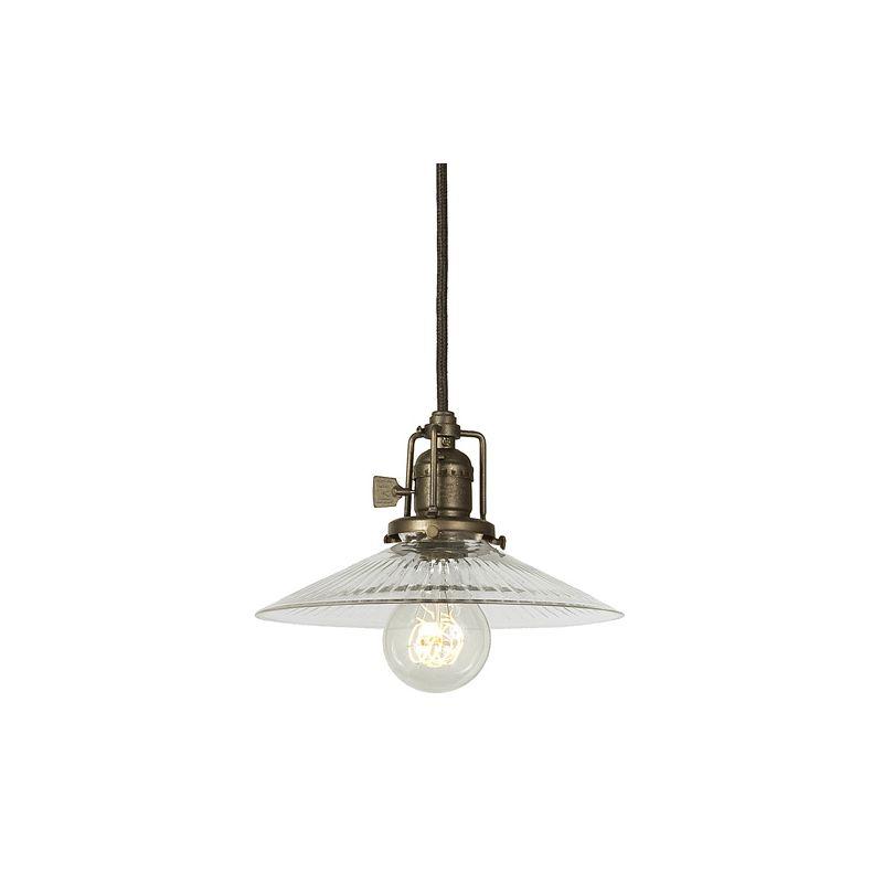 JVI Designs 1200-02-S1-CR 1 light Down Light Pendant from the Union