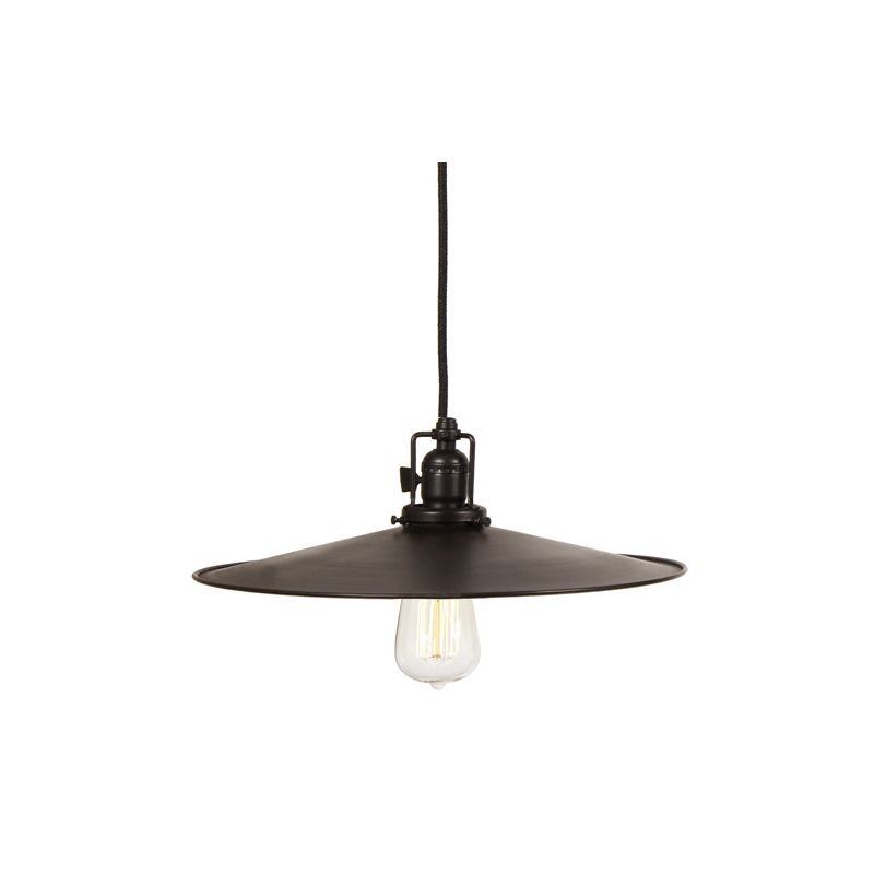 "JVI Designs 1201-08-M5 Union Square 1 Light 5"" Tall Pendant with Metal"
