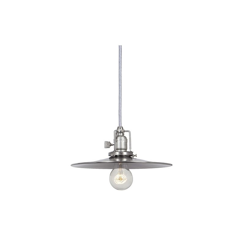 "JVI Designs 1201-17-M1 Union Square 1 Light 4.5"" Tall Pendant with"