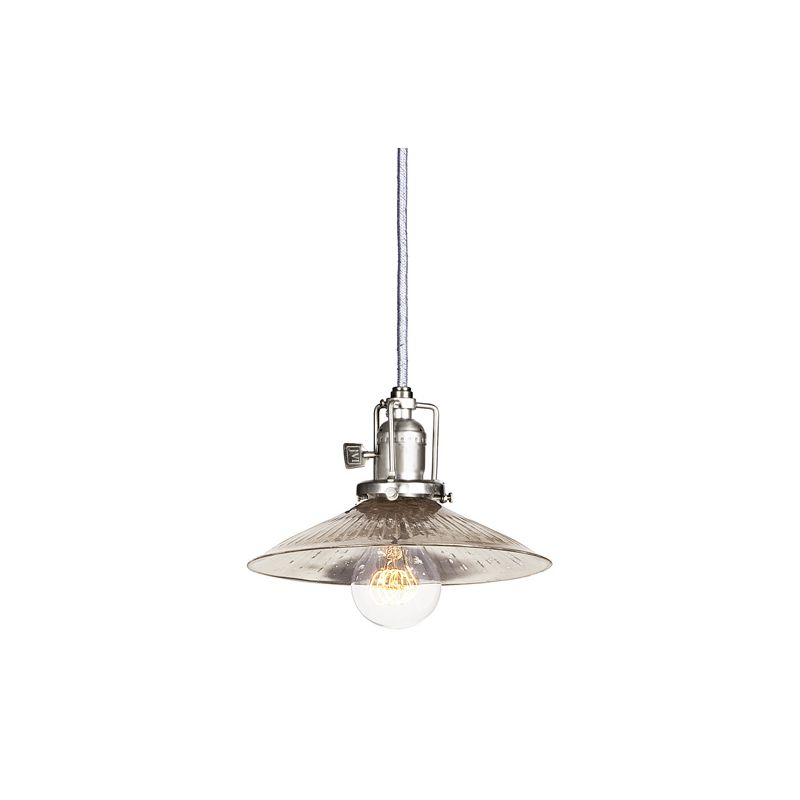 "JVI Designs 1201-17-S1-SR Union Square 1 Light 5.5"" Tall Pendant with"