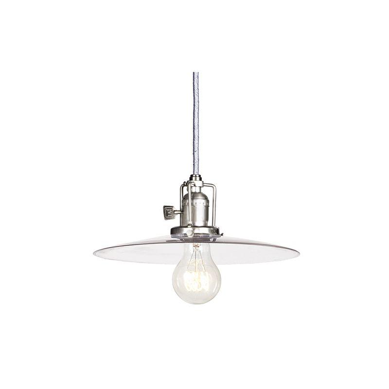 "JVI Designs 1201-17-S6 Union Square 1 Light 4.5"" Tall Pendant with"