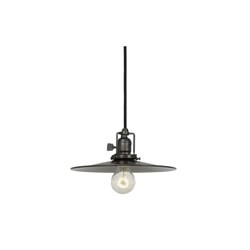 "JVI Designs 1201-18-M1 Union Square 1 Light 4.5"" Tall Pendant with"