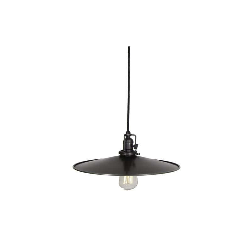 "JVI Designs 1201-18-M5 Union Square 1 Light 5"" Tall Pendant with Metal"