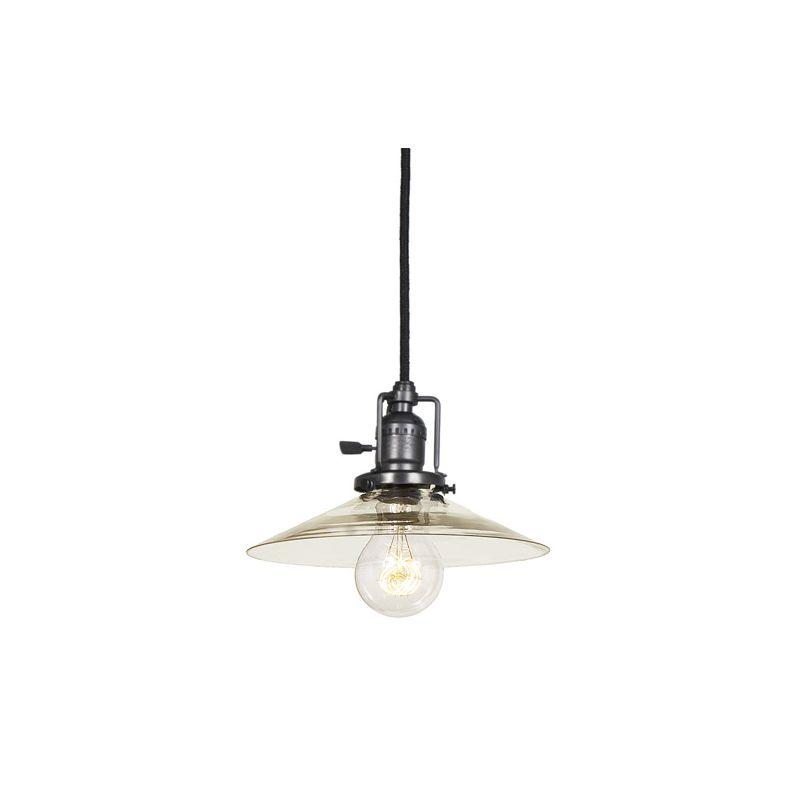 "JVI Designs 1201-18-S1 Union Square 1 Light 5.5"" Tall Pendant with"