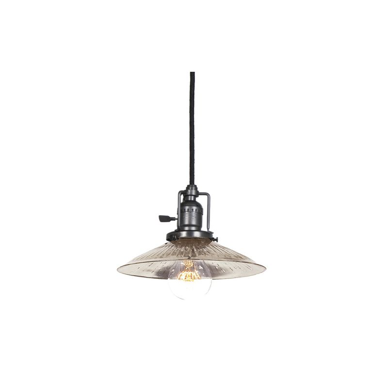 "JVI Designs 1201-18-S1-SR Union Square 1 Light 5.5"" Tall Pendant with"