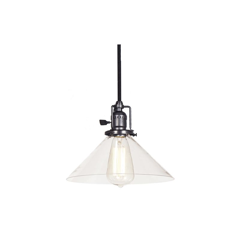 "JVI Designs 1201-18-S2 Union Square 1 Light 7.5"" Tall Pendant with"