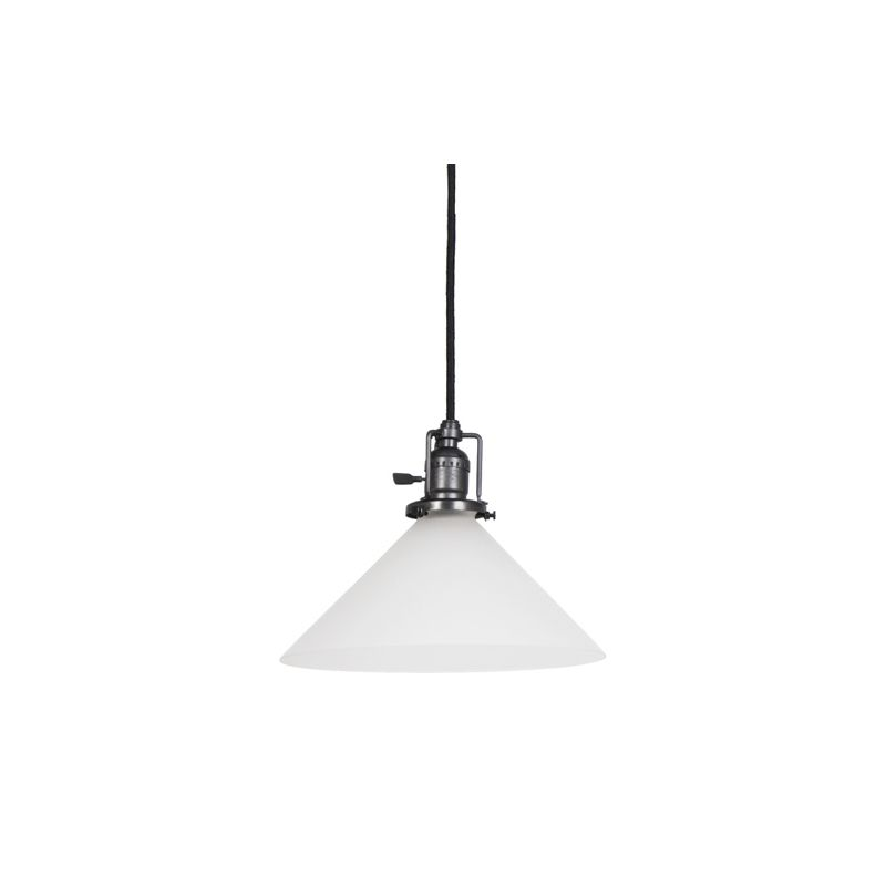 "JVI Designs 1201-18-S2-F Union Square 1 Light 7.5"" Tall Pendant with"