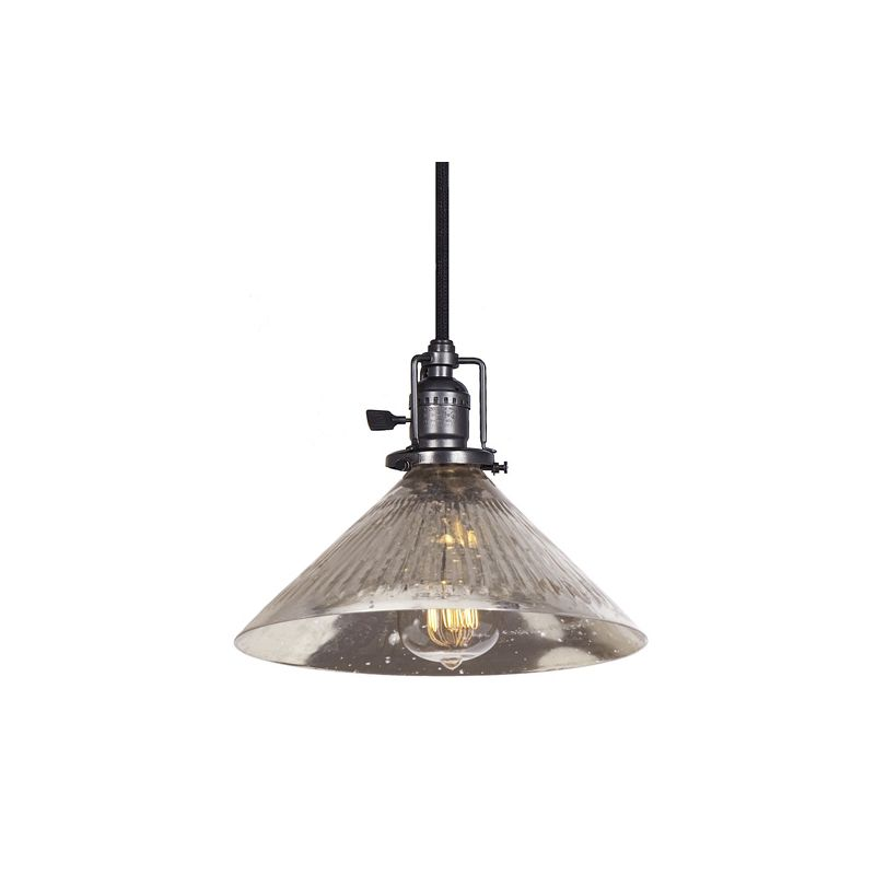 "JVI Designs 1201-18-S2-SR Union Square 1 Light 7.5"" Tall Pendant with"