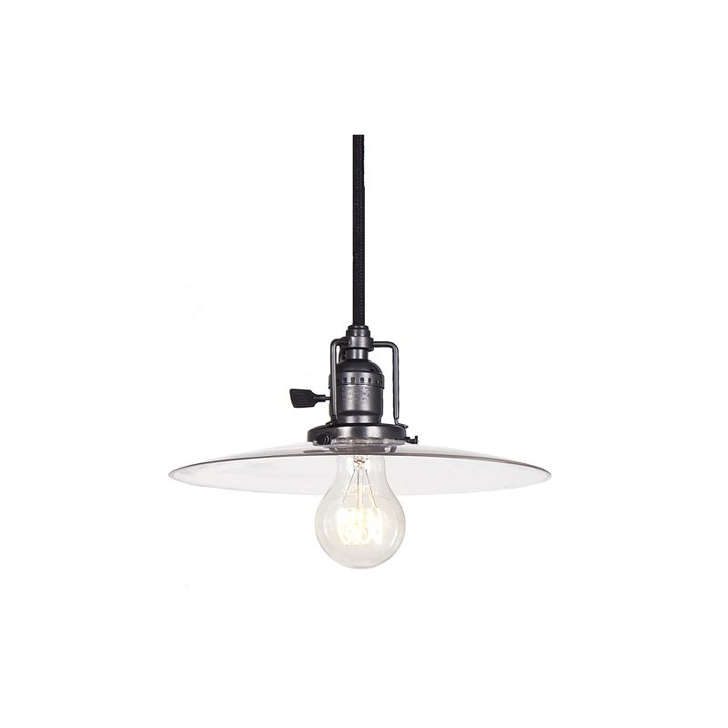"JVI Designs 1201-18-S6 Union Square 1 Light 4.5"" Tall Pendant with"