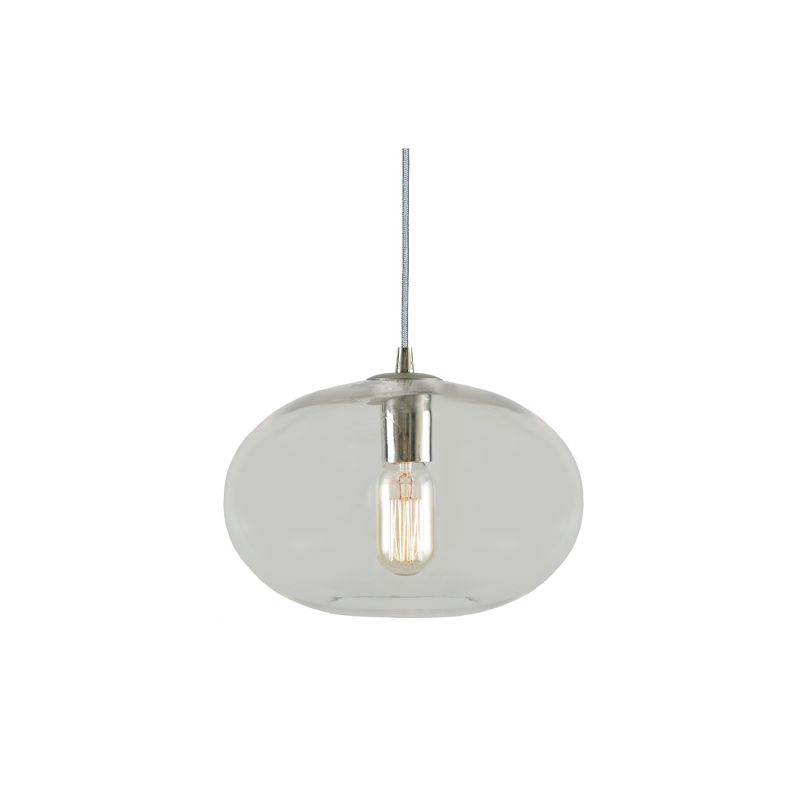 """JVI Designs 1300-17-G9 Grand Central 1 Light 7.5"""" Tall Pendant with"""