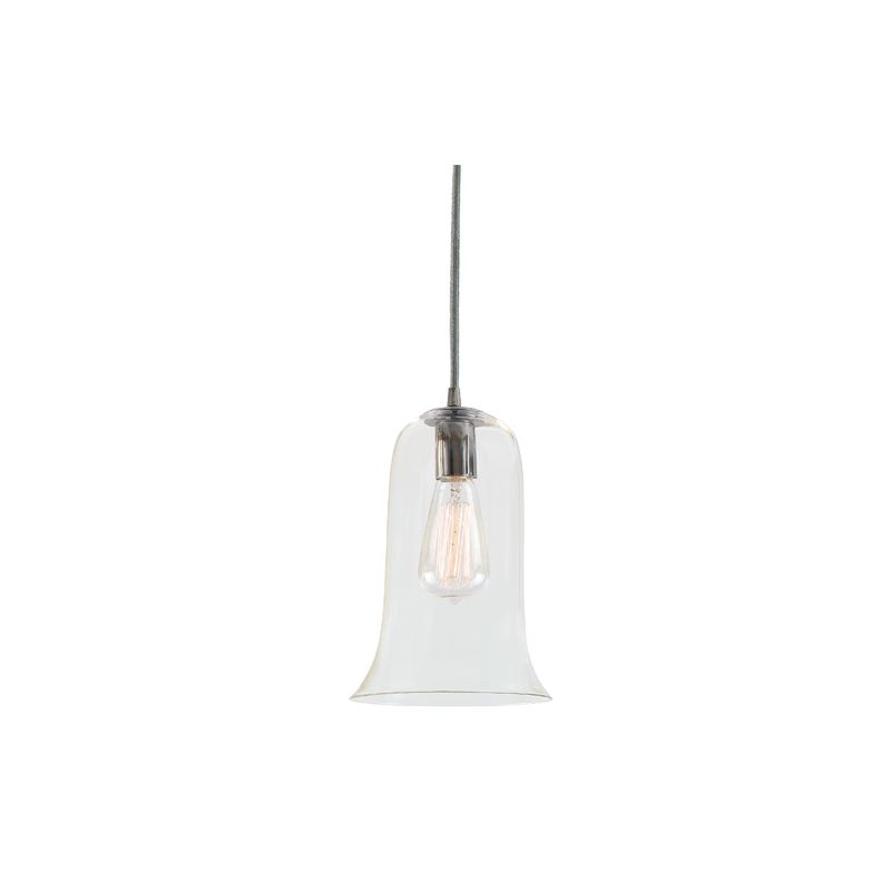 "JVI Designs 1300-18-G7 Grand Central 1 Light 11"" Tall Pendant with"