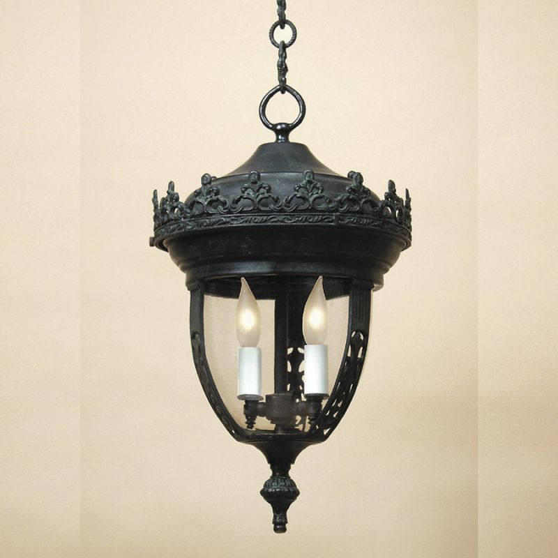 JVI Designs 1113 3 light Hanging Pendant from the Outdoor Lighting