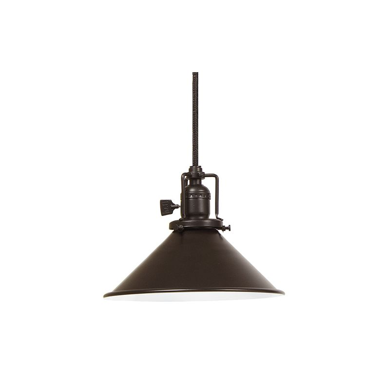 JVI Designs 1200-08 m3 1 light Down Light Pendant from the Union