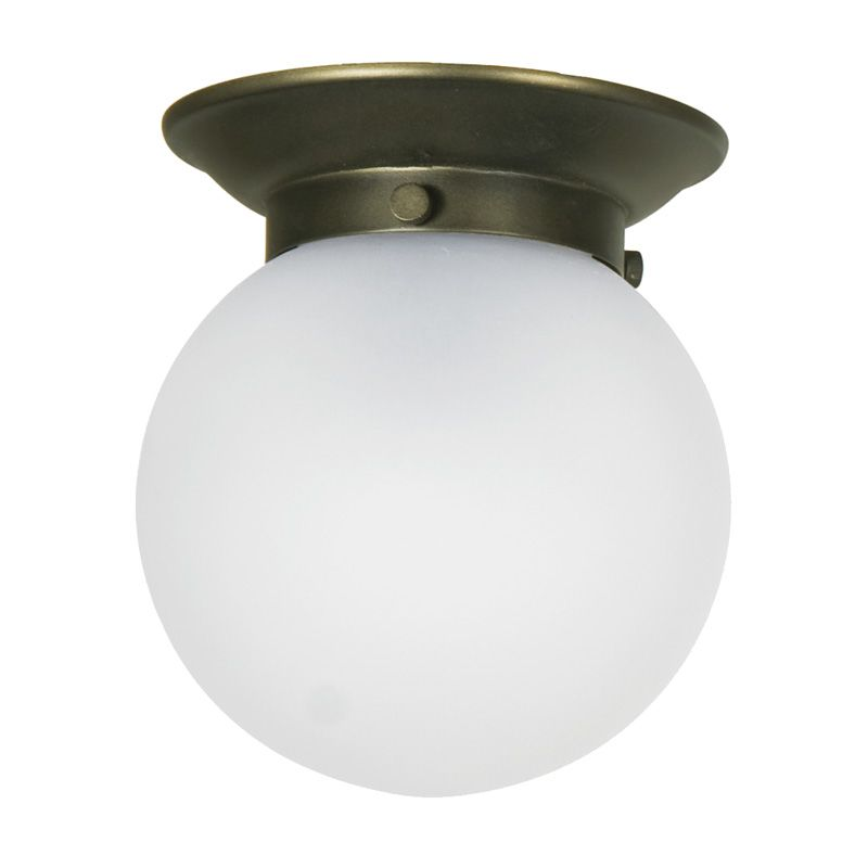 JVI Designs 416-02 S8-F 1 light Flushmount Ceiling Fixture from the