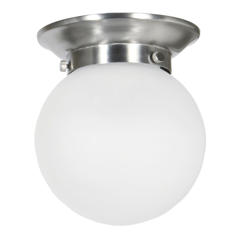 JVI Designs 416-17-s8-F 1 light Flushmount Ceiling Fixture from the