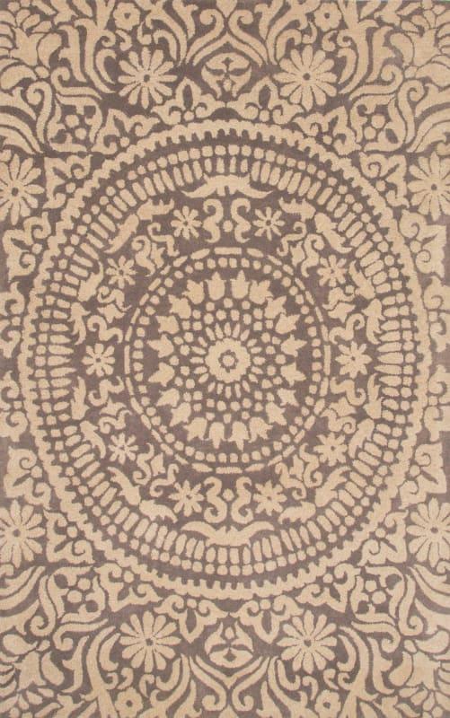 Jaipur Quartz Mojave Desert Rug Contemporary Medallion Pattern Wool Sale $1089.00 ITEM: bci2831791 ID#:RUG122404 UPC: 887962417585 :