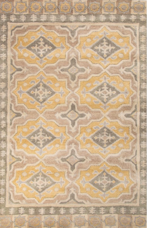 Jaipur Boulevard Moonlight Rug Contemporary Tribal Pattern Wool Sale $495.00 ITEM: bci2830441 ID#:RUG125286 UPC: 887962516325 :