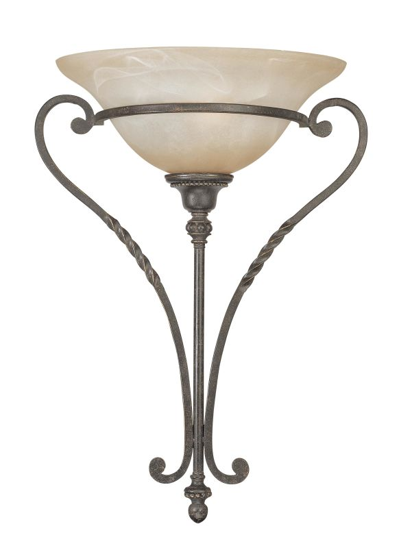 Jeremiah Lighting 22441 Sutherland 1 Light Indoor Wall Sconce - 14 Sale $99.00 ITEM: bci1064986 ID#:22441-ET UPC: 80629801141 :