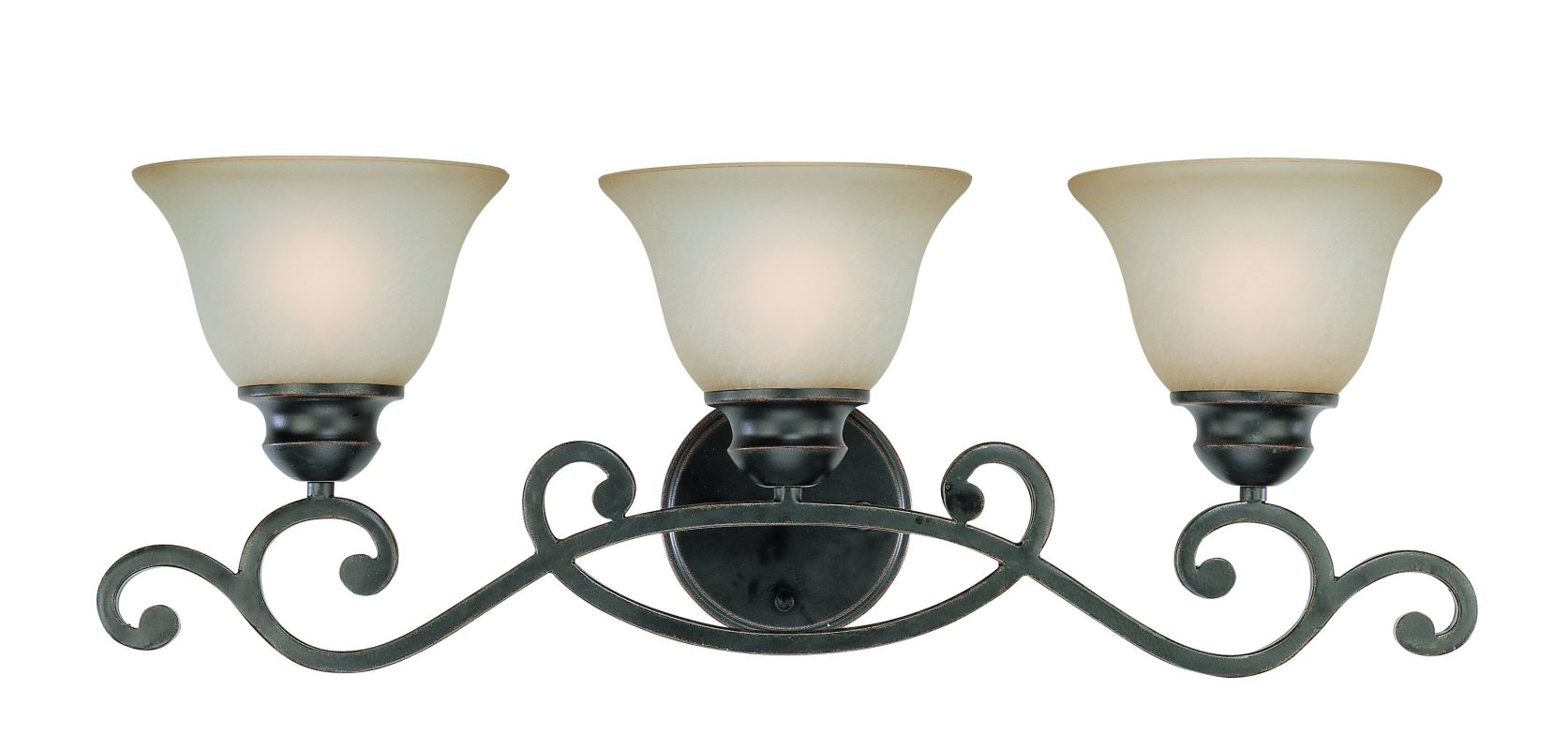 Jeremiah Lighting 23003 Farmington 3 Light Bathroom Vanity Light - 27