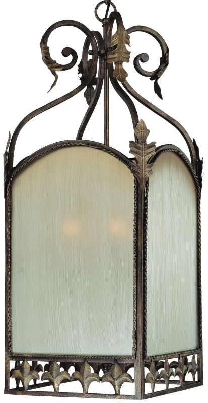 Jeremiah Lighting 25736 Devereaux 6 Light Square Indoor Pendant - 19.5