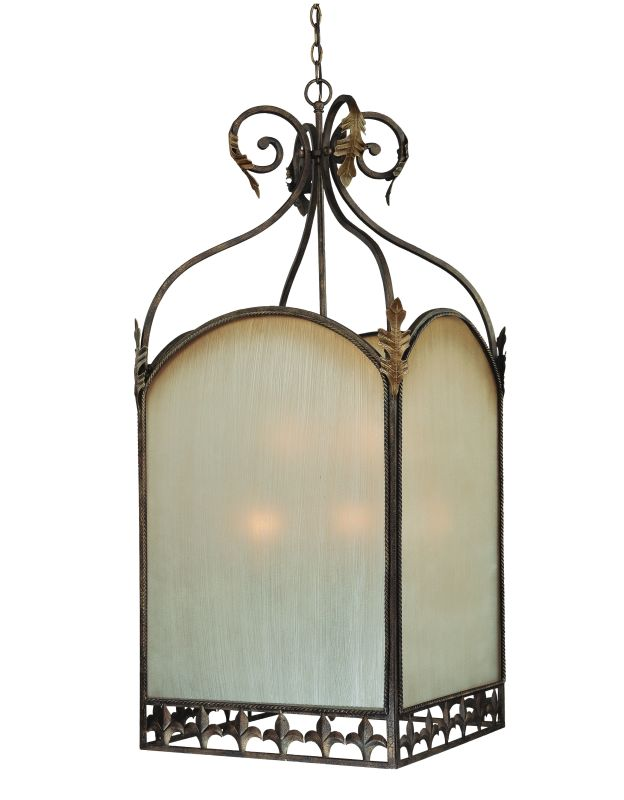 Jeremiah Lighting 25739 Devereaux 9 Light Square Indoor Pendant - 27