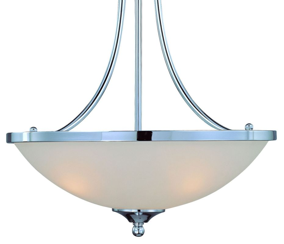 Jeremiah Lighting 26133 Spencer 3 Light Bowl Shaped Indoor Pendant -