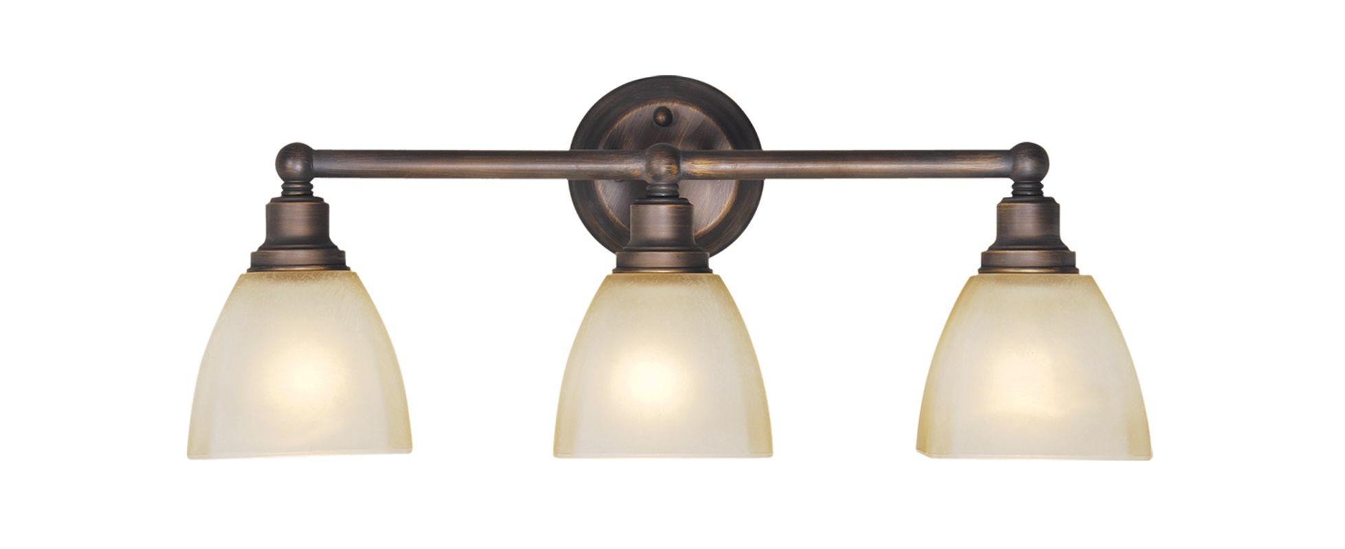 Jeremiah Lighting 26603 Bradley 3 Light Bathroom Vanity Light - 23.5 Sale $129.00 ITEM: bci1554490 ID#:26603-BZ UPC: 80629804623 :