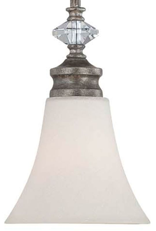 Jeremiah Lighting 26721 Boulevard 1 Light Cone Shaped Indoor Pendant -