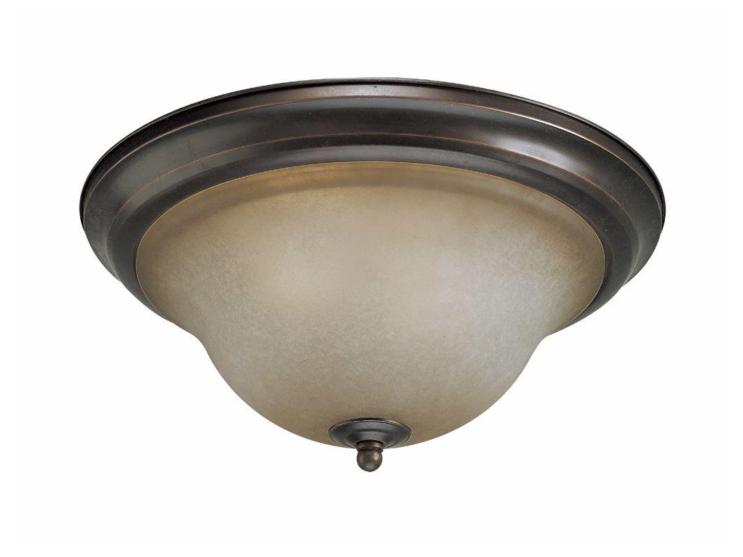 "Jeremiah Lighting 30015 3 Light Flushmount 15"" Augustine Indoor"