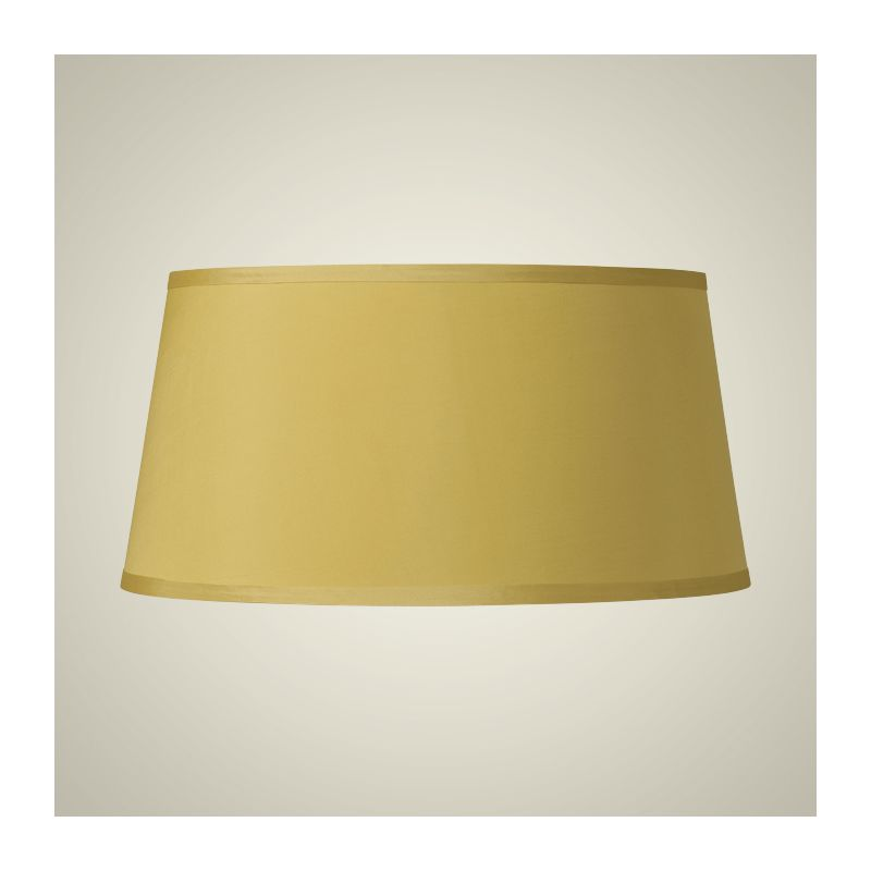 Jeremiah Lighting SH-20 Fabric 20 Inch Mini Drum Shade Mustard
