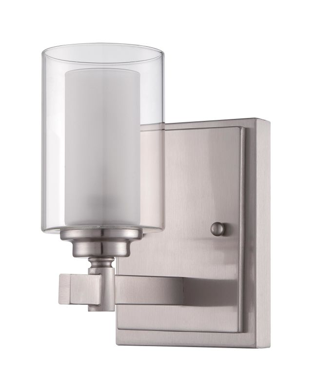 Jeremiah Lighting 167051 Celeste 1 Light Wall Sconce - 4.75 Inches Sale $49.00 ITEM: bci2404209 ID#:16705BNK1 UPC: 647881127763 :