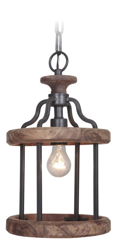 Jeremiah Lighting 36591 Ashwood 1 Light Mini Indoor Pendant - 10