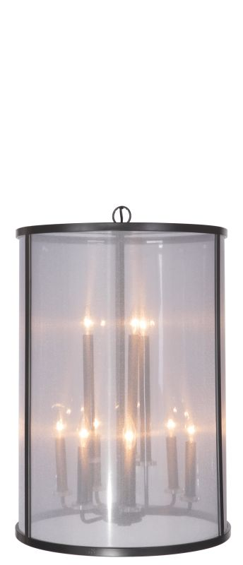 Jeremiah Lighting 36739 Danbury 9 Light Cylinder Indoor Pendant - 20