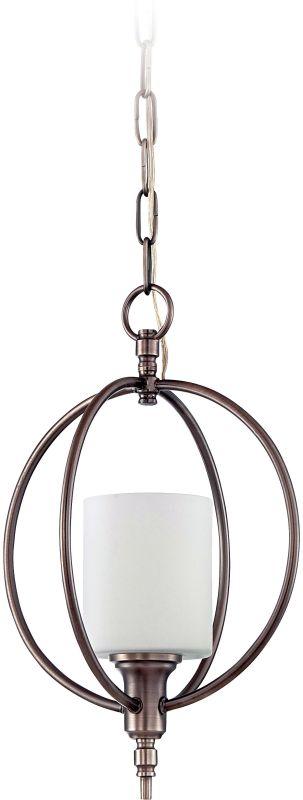 Jeremiah Lighting 37231 Meridian 1 Light Full Sized Pendant - 11