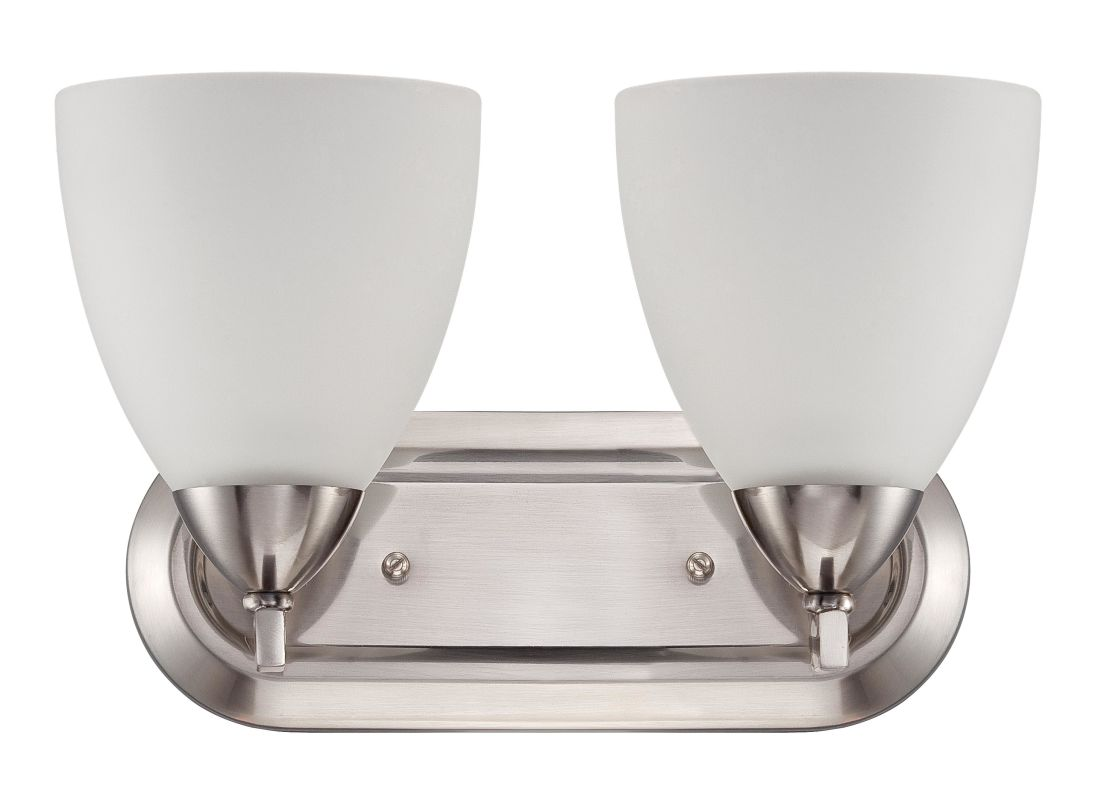 Jeremiah Lighting 37702 Almeda 2 Light Bathroom Vanity Light - 13.3