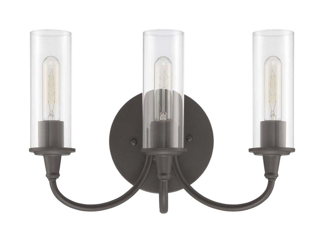 Jeremiah Lighting 38063 Modina 3 Light Bathroom Vanity Light - 16