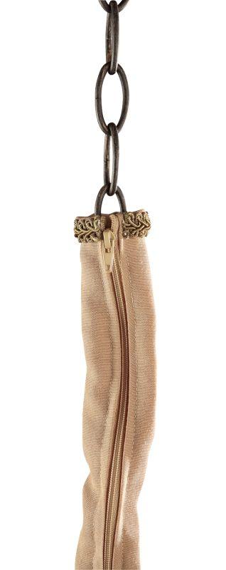 Jeremiah Lighting CC27 6 Foot Toast Zipper Cord Cover Toast Accessory